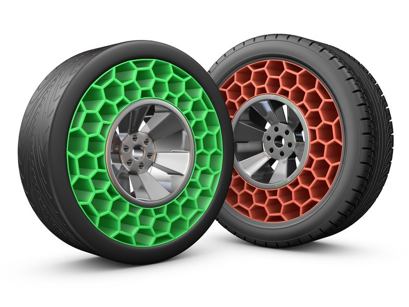 Airless Tires Pros and Cons