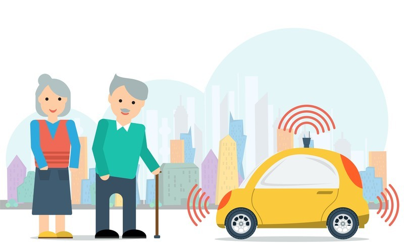 Autonomous Cars Are Just What Our Aging Baby Boomer Population Needs