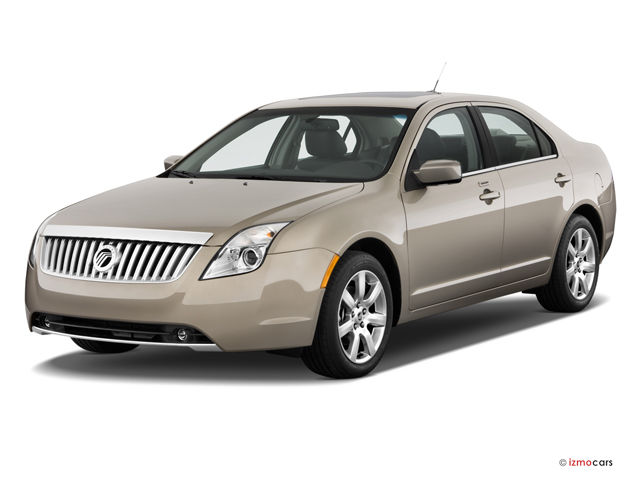 2010 Mercury Milan under $10,000