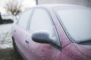 Unfreezing Frozen Car Doors