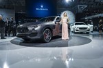 SUVs Rule The Auto Industry at New York Auto Show 2018
