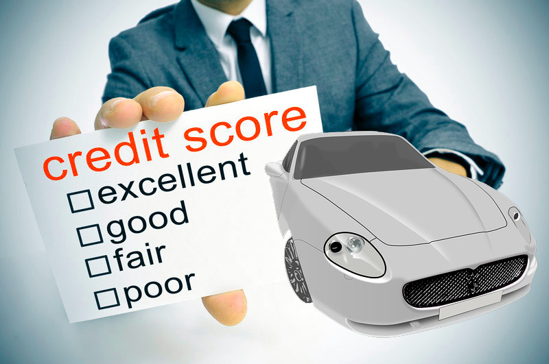 how to buy a car on credit