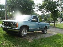1988 GMC 1500 series for sale by owner in NEW MARKET