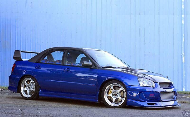 2004 Subaru Impreza WRX STI for Sale by Owner in Sacramento, CA 95814 -  $9,000