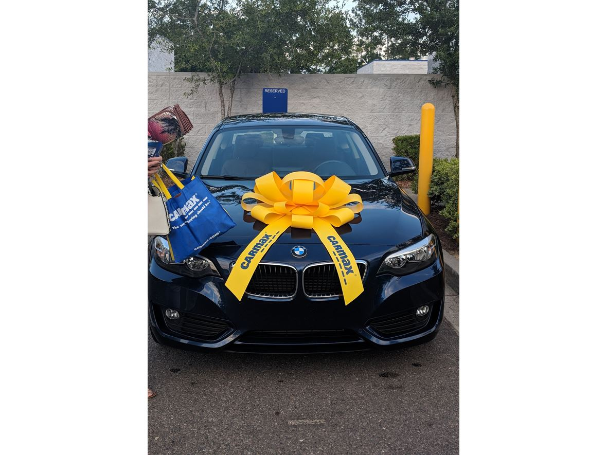 2015 BMW 2 Series for sale by owner in Charleston
