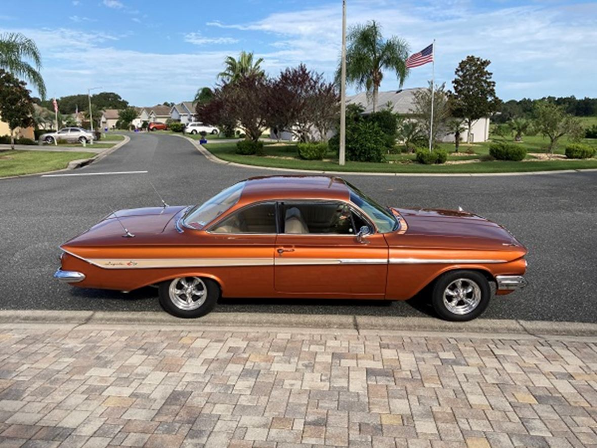 1961 Chevrolet Classic for sale by owner in Silver Springs