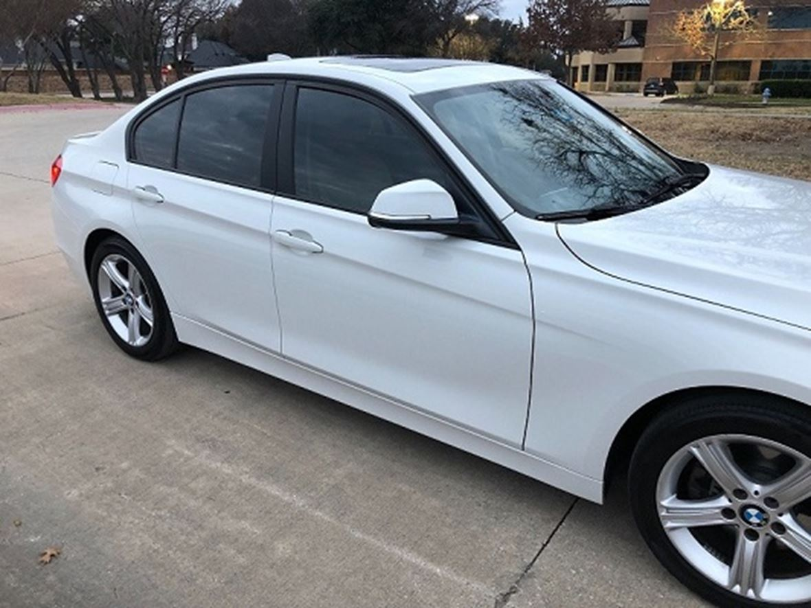 2013 BMW 3 Series for sale by owner in Dallas