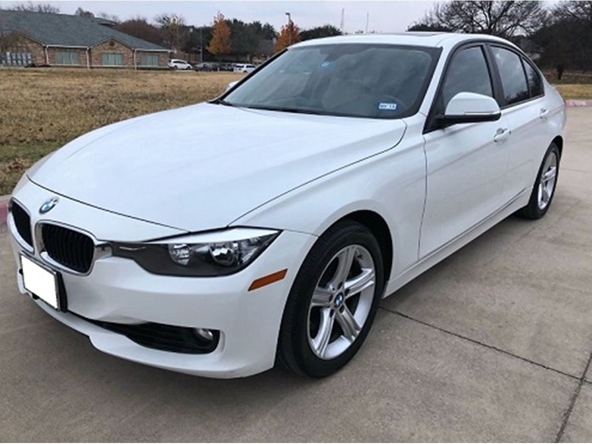 2013 BMW 3 Series for sale by owner in Rochester