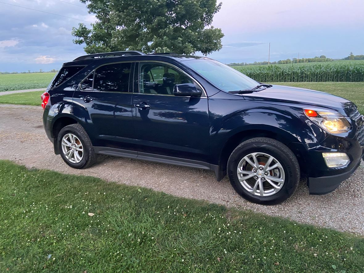 2017 Chevrolet Equinox for sale by owner in Sabina