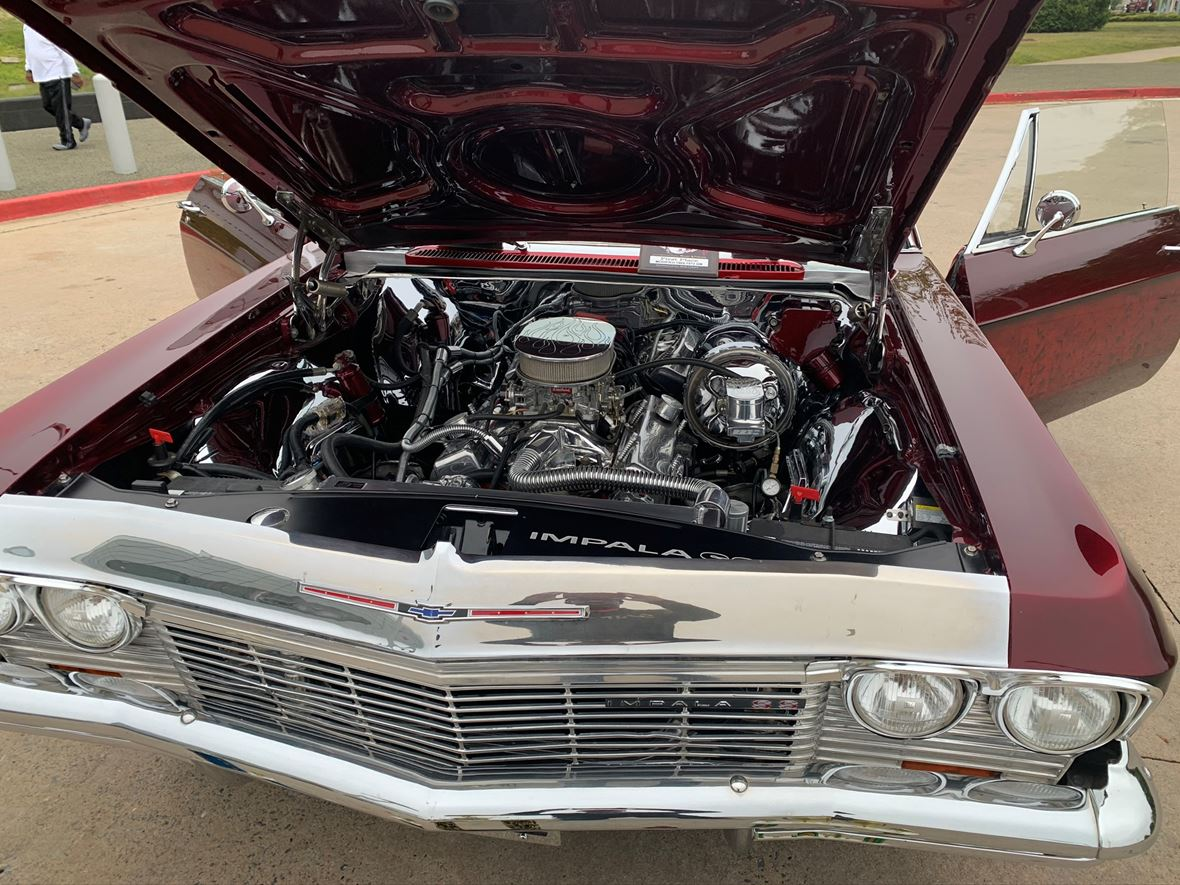 1965 Chevrolet IMPALA SS for sale by owner in Little Rock