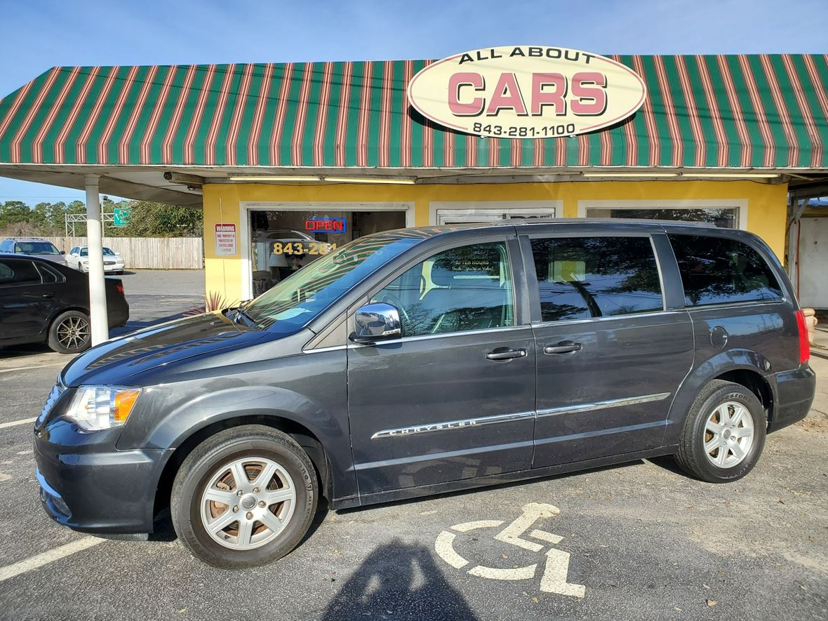 2012 Chrysler Town & Country for sale by owner in Little River