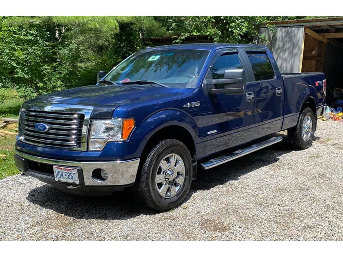 2012 Ford F-150 for sale by owner in Chillicothe