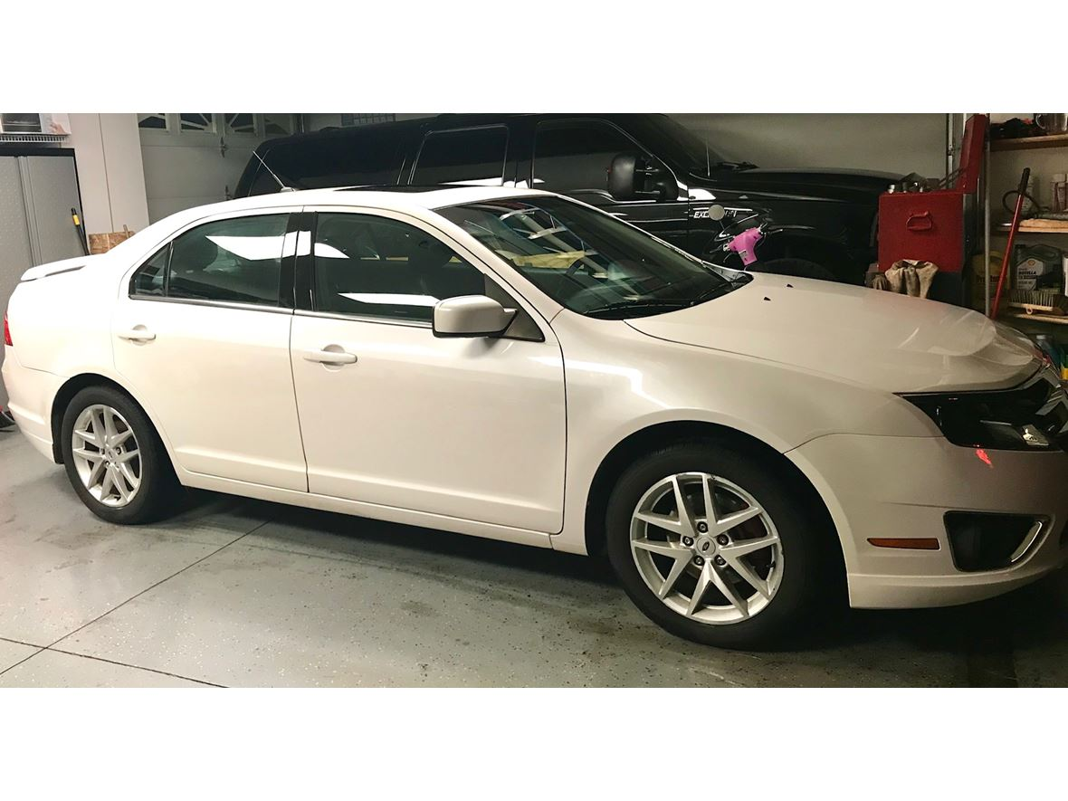 2012 Ford Fusion for sale by owner in Antioch