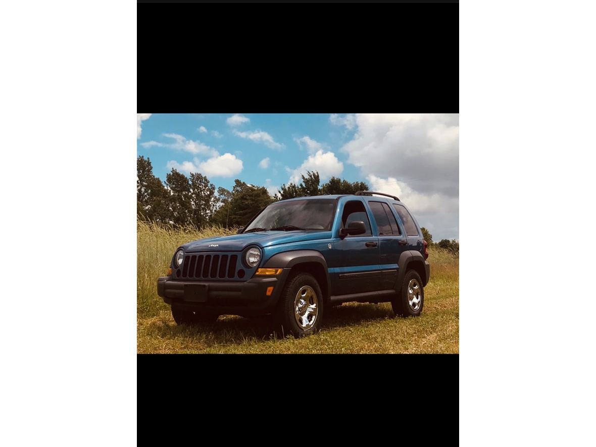 2006 Jeep Liberty for sale by owner in Cedar