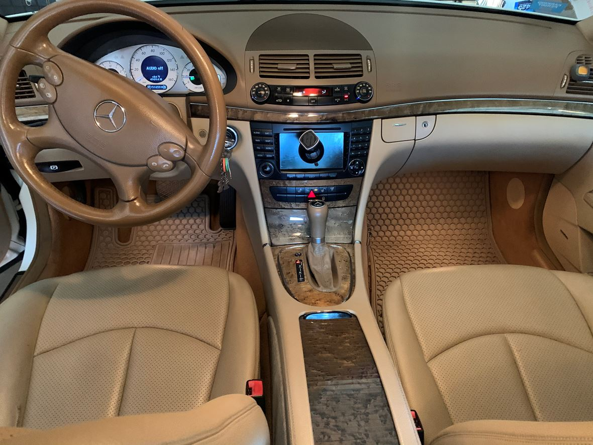 2007 Mercedes-Benz E-350 for sale by owner in Honolulu