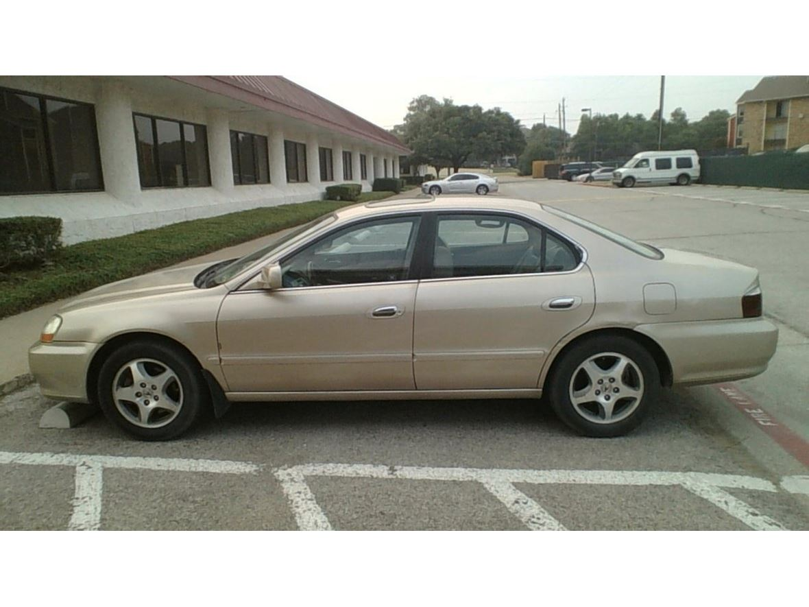 2002 acura 32t for sale by owner in dallas tx 75398