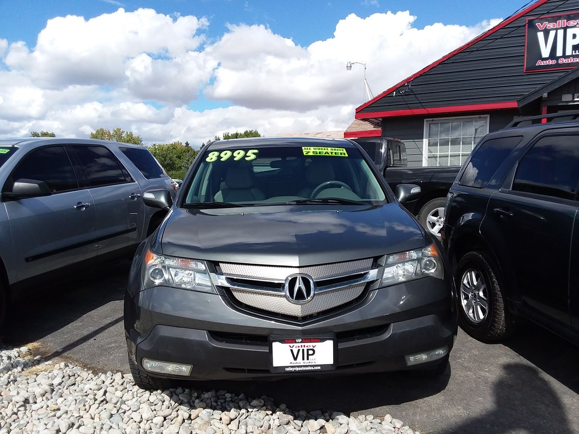 2007 acura mdx for sale by owner in spokane wa 99216. Black Bedroom Furniture Sets. Home Design Ideas