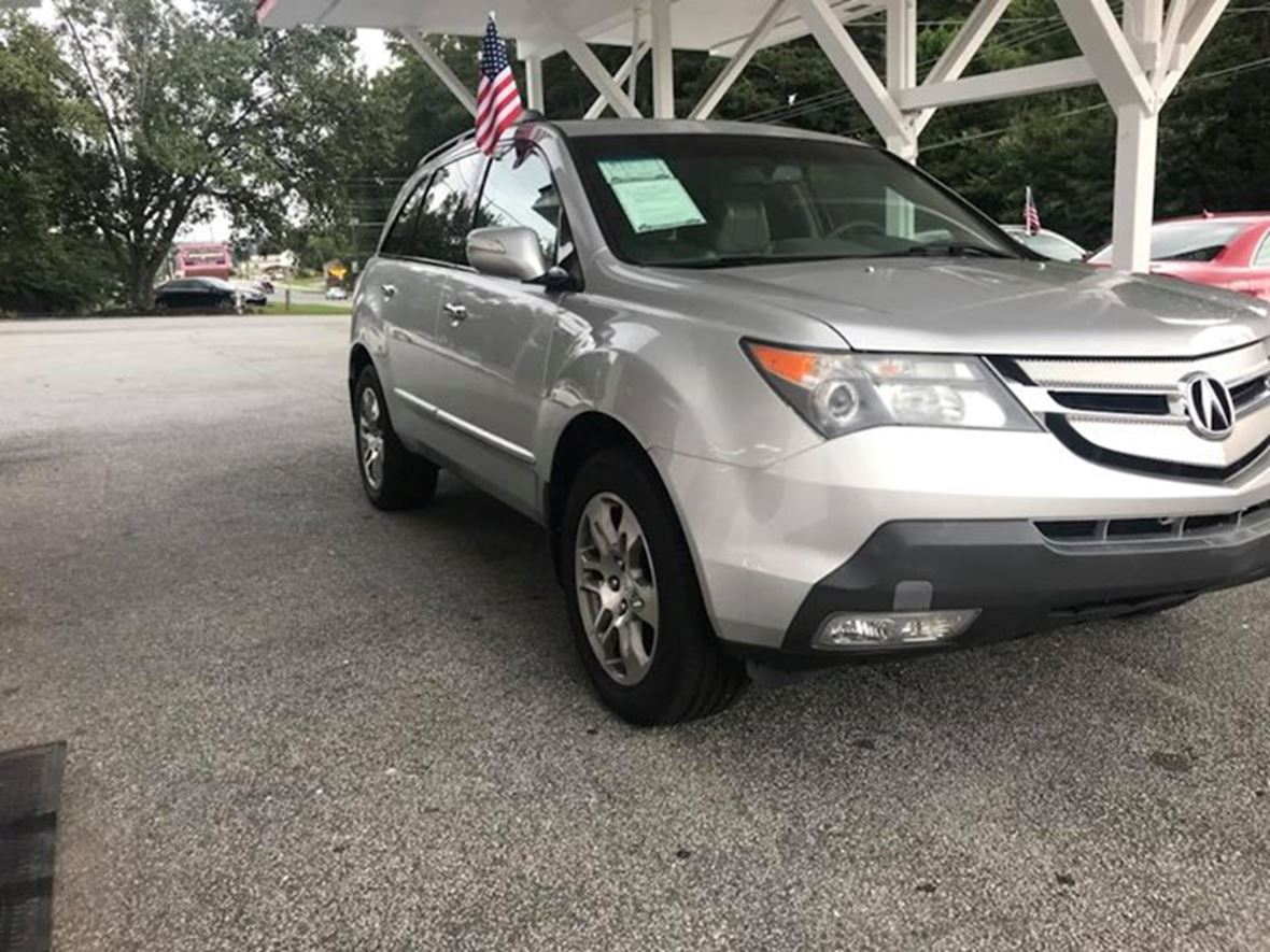 2008 Acura MDX for sale by owner in Lilburn