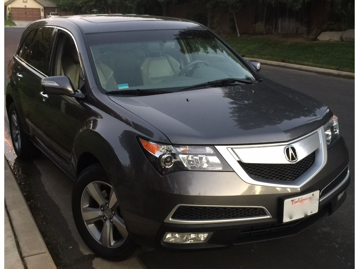 2010 Acura Mdx For Sale By Owner In Fresno Ca 93730