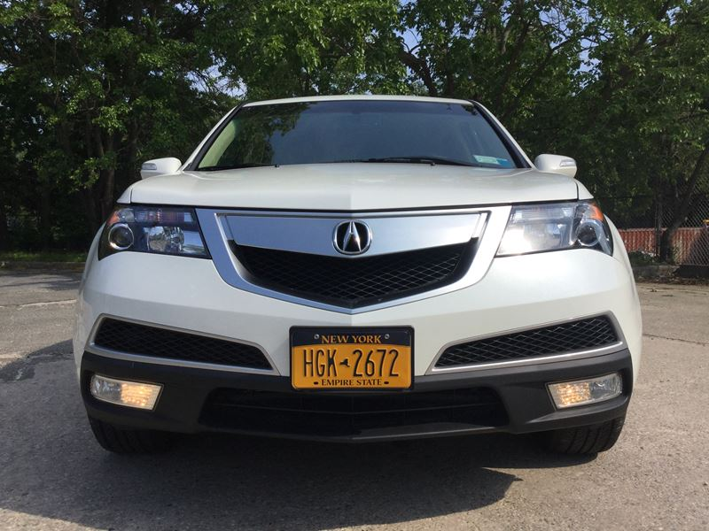 2013 acura mdx for sale by owner in new york ny 10002. Black Bedroom Furniture Sets. Home Design Ideas
