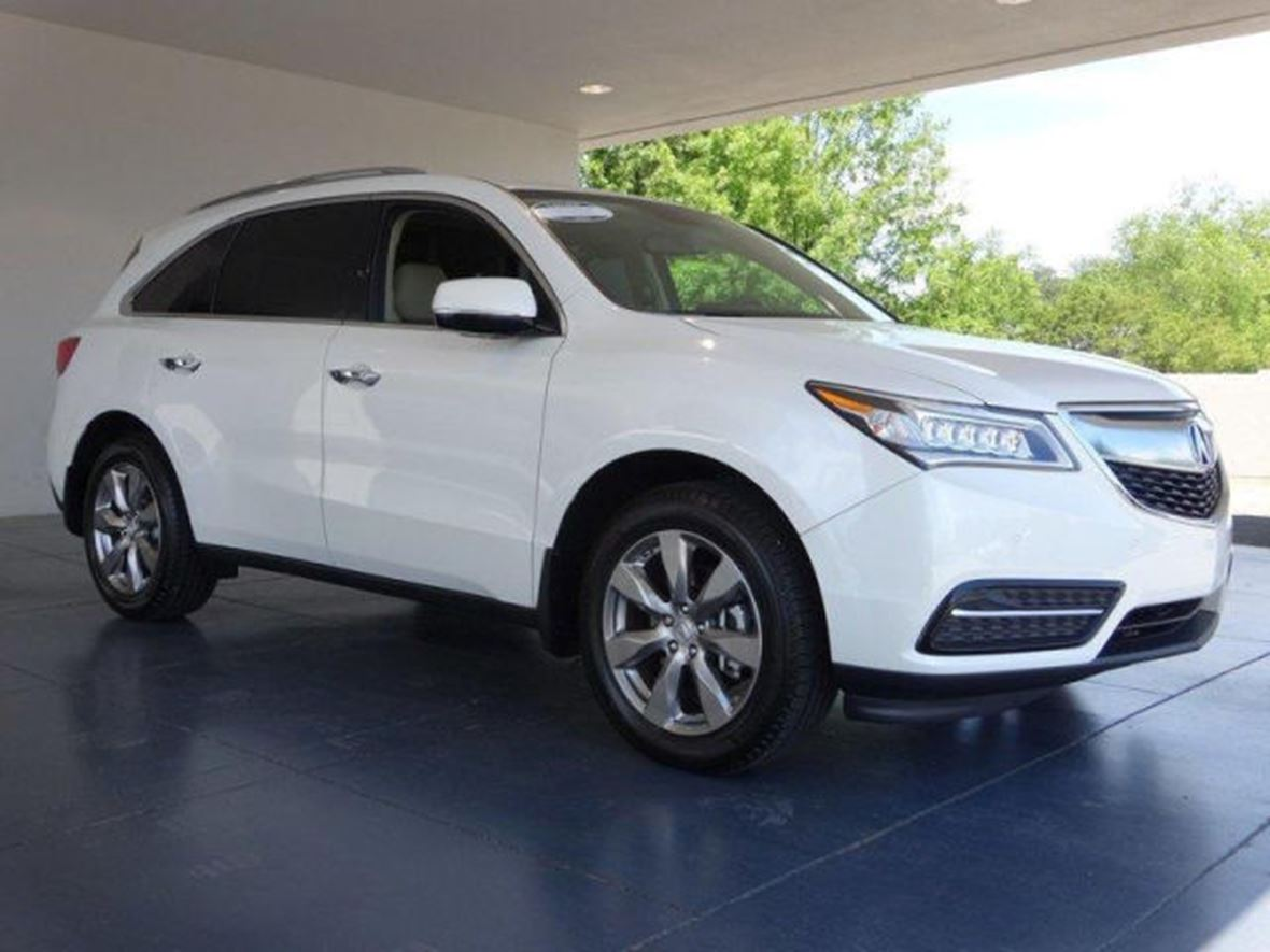 2014 acura mdx for sale by owner in new york ny 10036. Black Bedroom Furniture Sets. Home Design Ideas