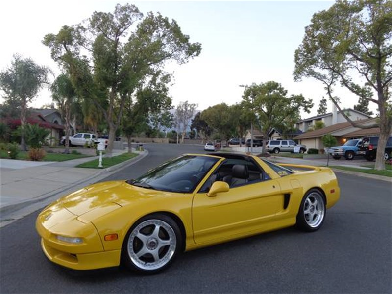 Acura NSX For Sale By Owner In Ontario CA - Acura nsx for sale by owner