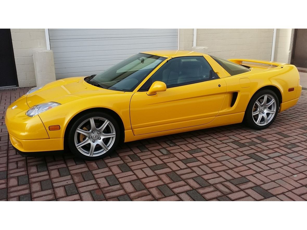 2005 Acura Nsx For Sale By Owner In Boston Ma 02128