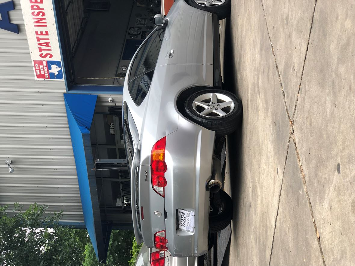 2004 Acura RSX for sale by owner in Houston