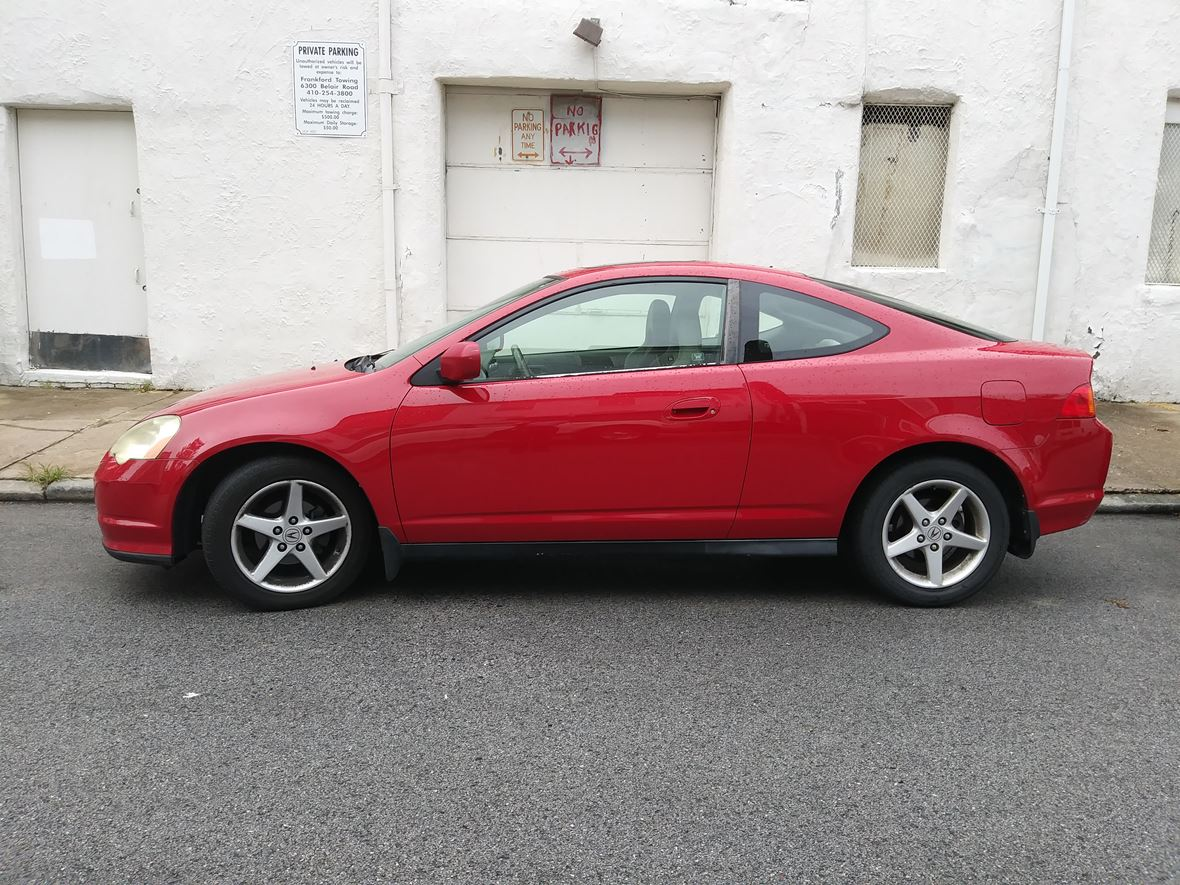 2004 Acura RSX for sale by owner in Baltimore