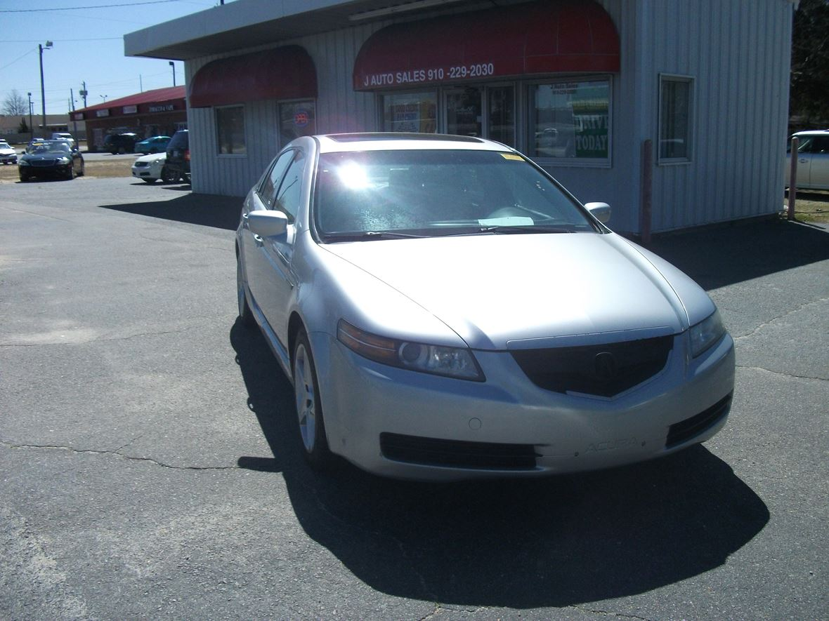 Acura TL For Sale By Owner In Fayetteville NC - Acura tl 2006 for sale