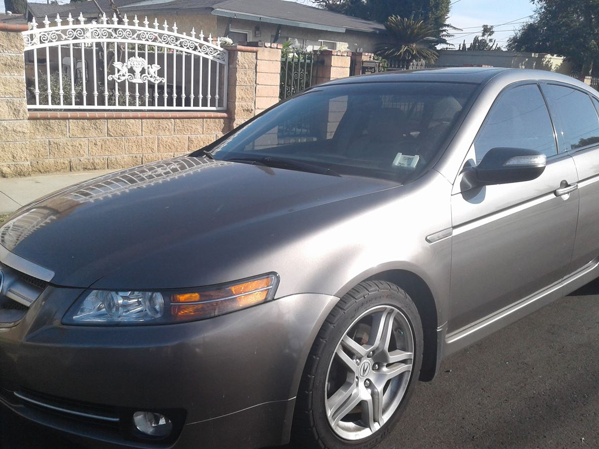 2008 Acura TL for sale by owner in El Monte