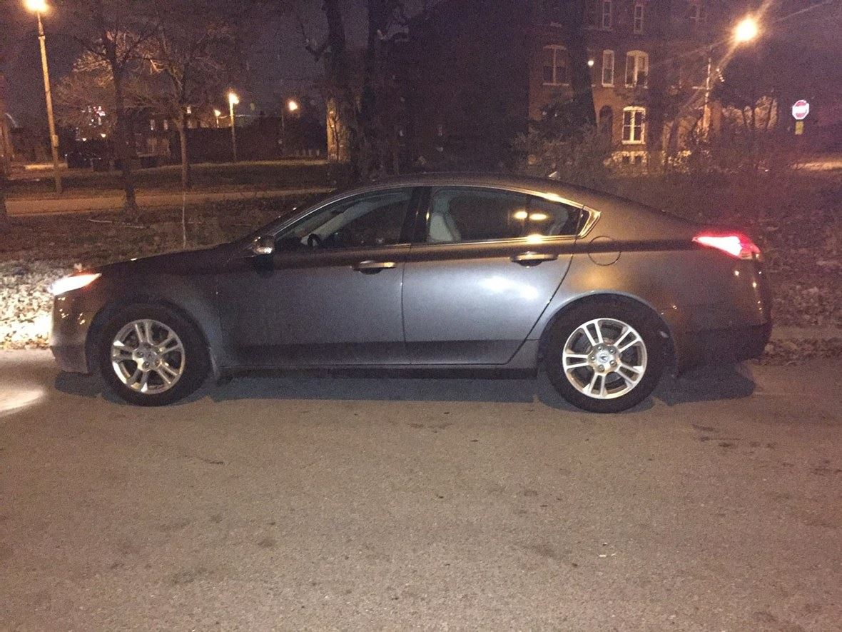 2010 Acura Tl For Sale >> 2010 Acura Tl For Sale By Owner In Saint Louis Mo 63121 6 000