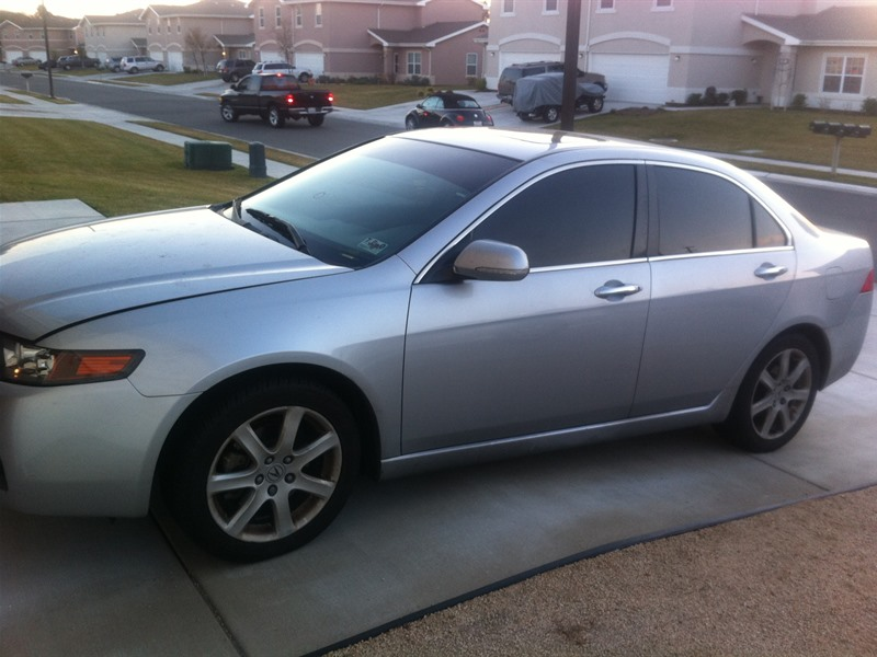 Acura TSX Private Car Sale In Corona CA - Acura tsx 2004 for sale