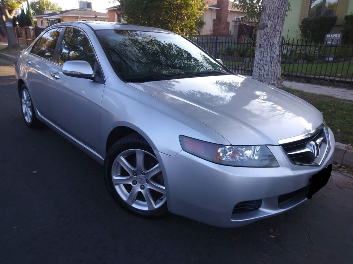 2004 Acura TSX for sale by owner in Houston