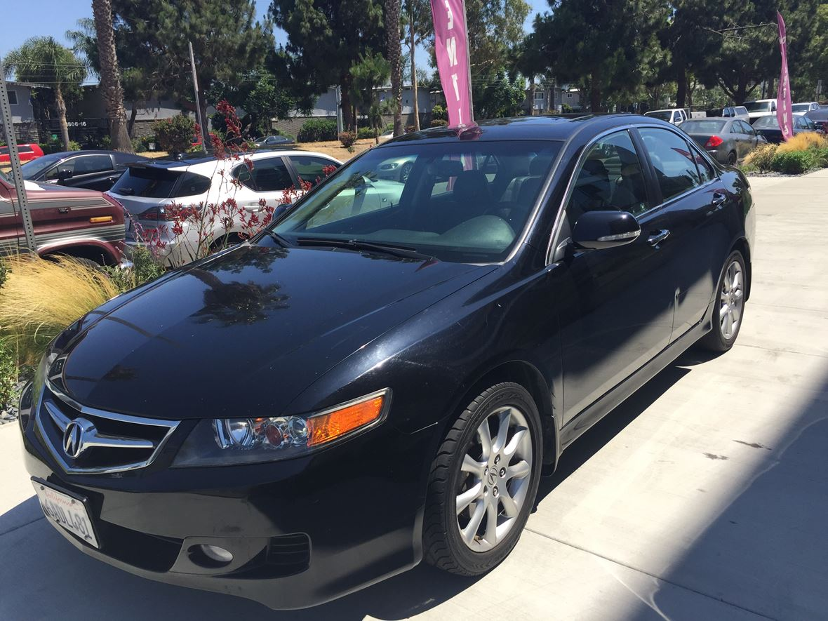 2007 acura tsx for sale by owner in los angeles ca 90066