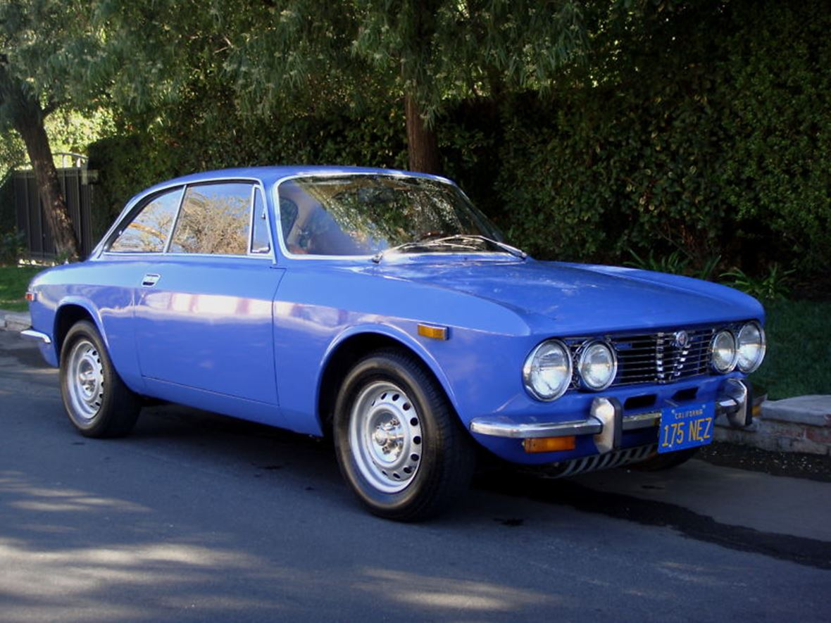 1974 Alfa Romeo Gtv 2000 Antique Car Charlotte Nc 28270