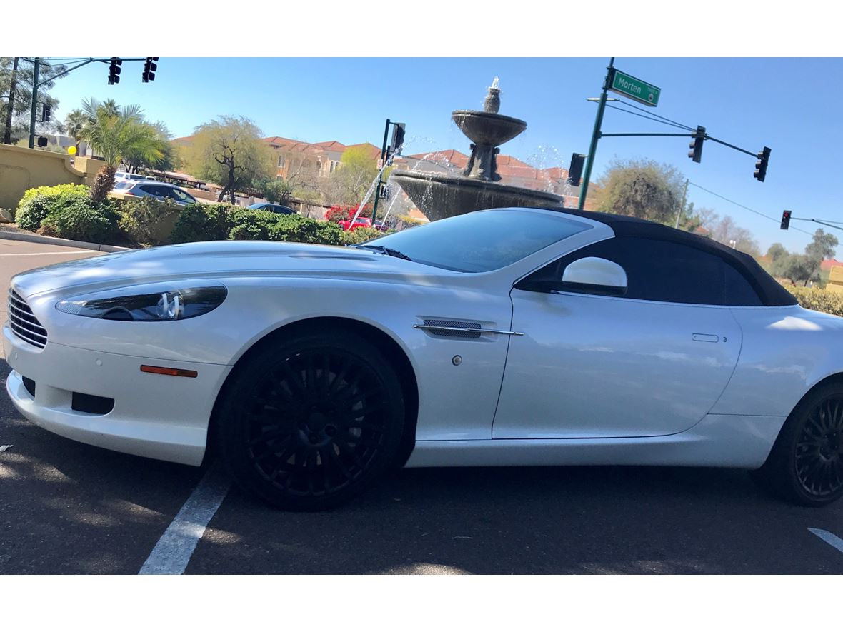 2010 Aston Martin DB9 for Sale by Owner in Phoenix, AZ 85020