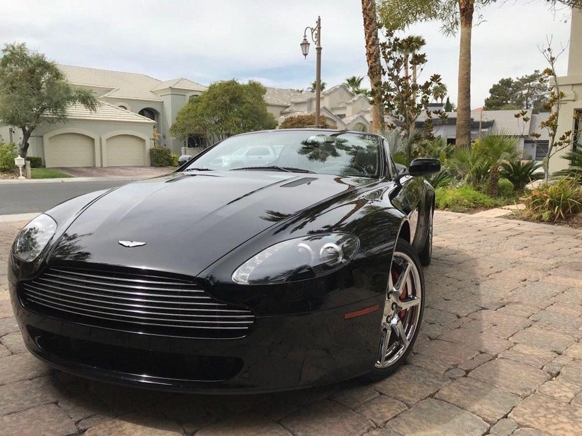 Aston Martin V Vantage Sale By Owner In Chicago IL - Aston martin chicago