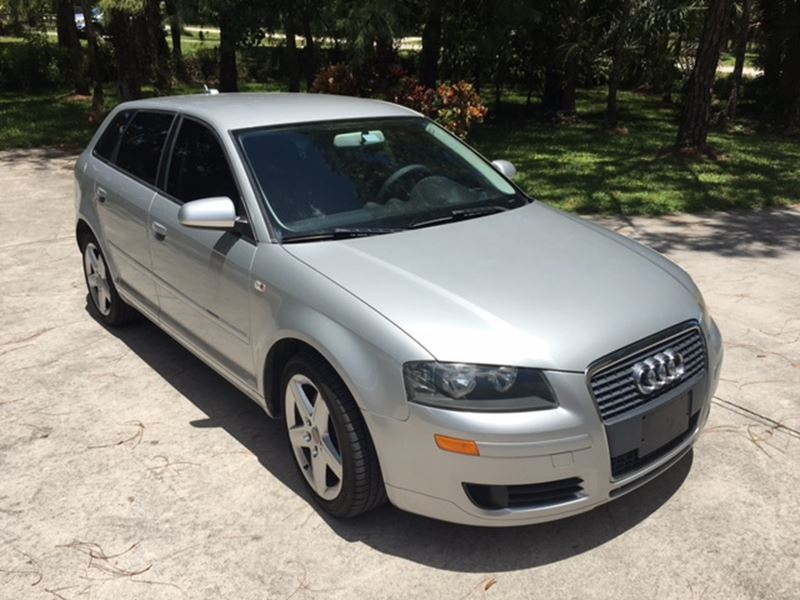 2006 audi a3 for sale by owner in west palm beach fl 33419. Black Bedroom Furniture Sets. Home Design Ideas