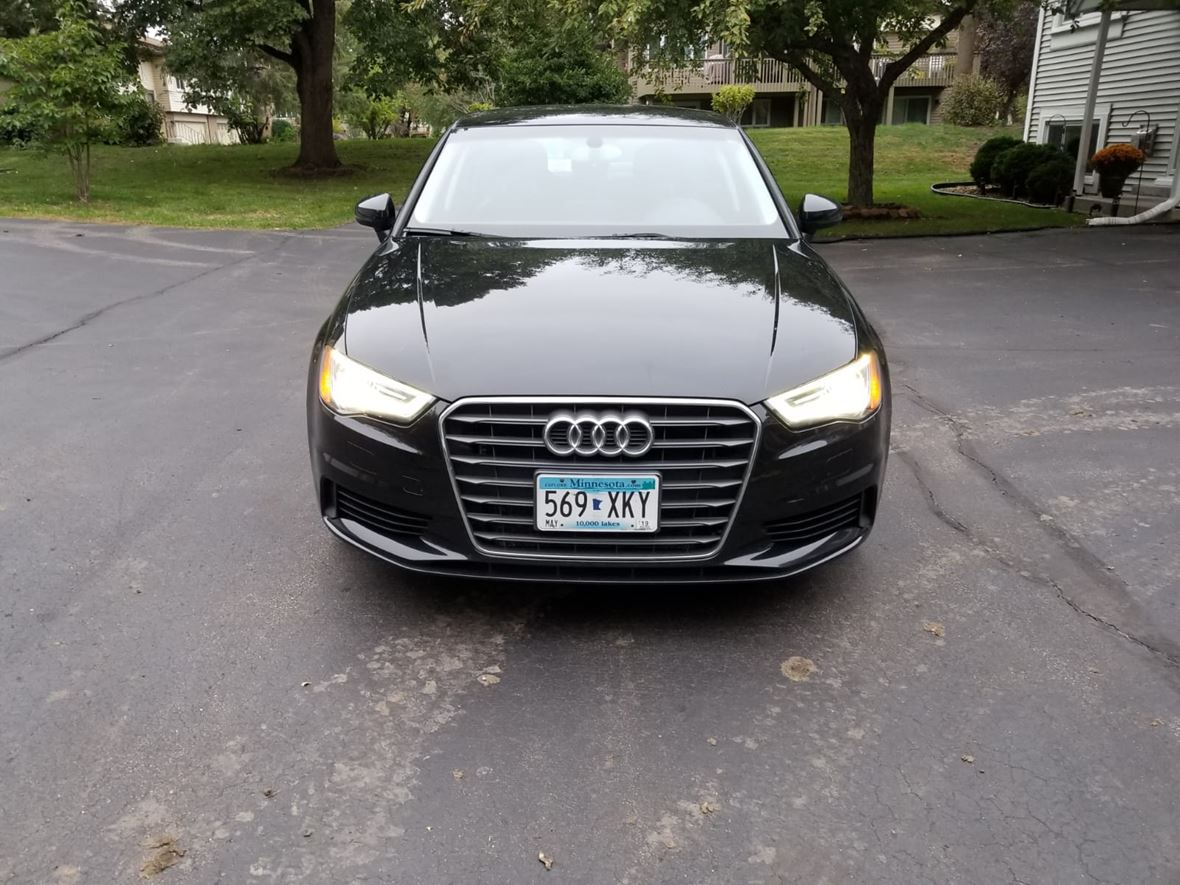 Cars For Sale Mn By Owner >> 2015 Audi A3 For Sale By Owner In Eden Prairie Mn 55347 17 000
