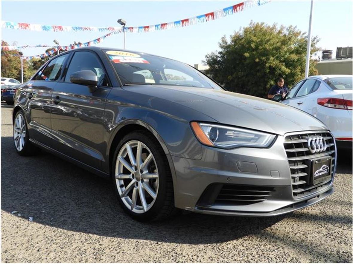 2016 Audi A3 for sale by owner in Merced