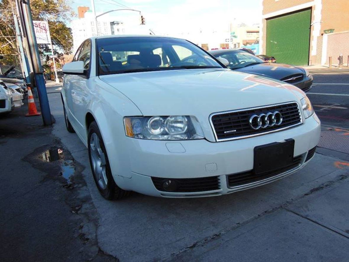 2004 audi a4 private car sale in new york ny 10001. Black Bedroom Furniture Sets. Home Design Ideas