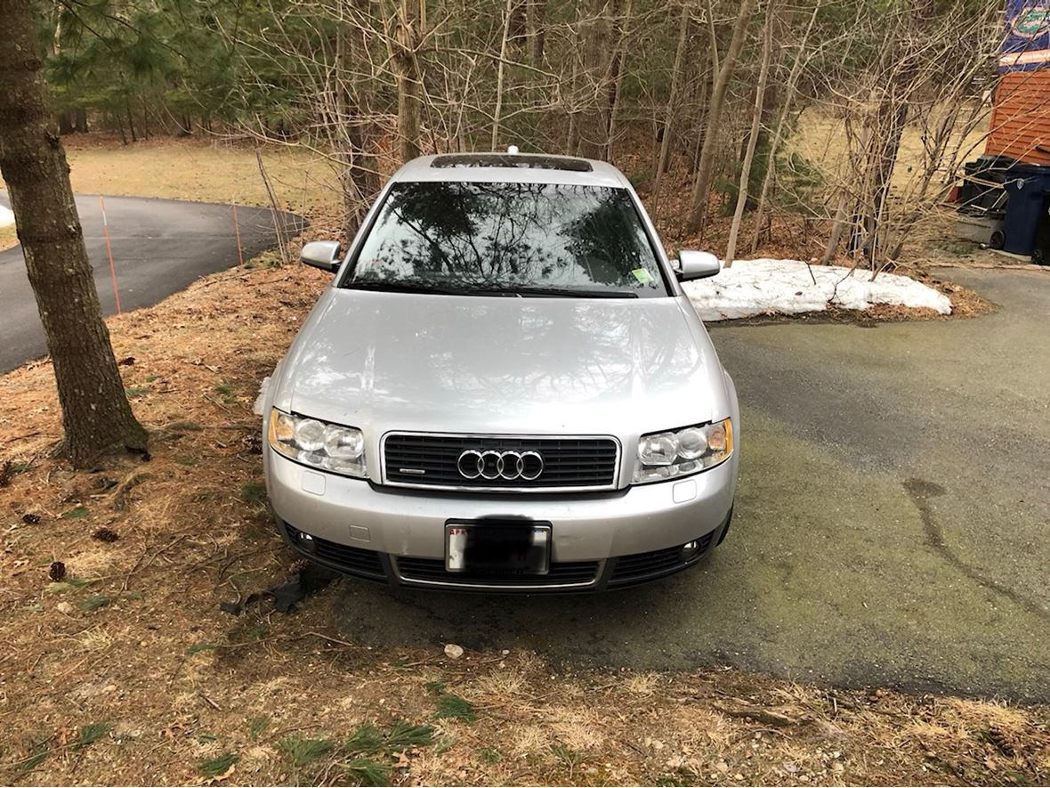 2004 Audi A4 for sale by owner in Sharon