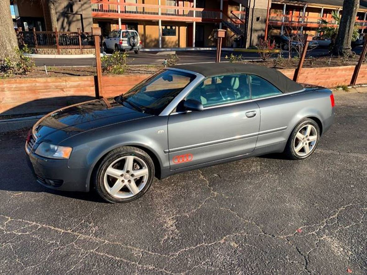 2005 Audi A4 for sale by owner in Wilmington