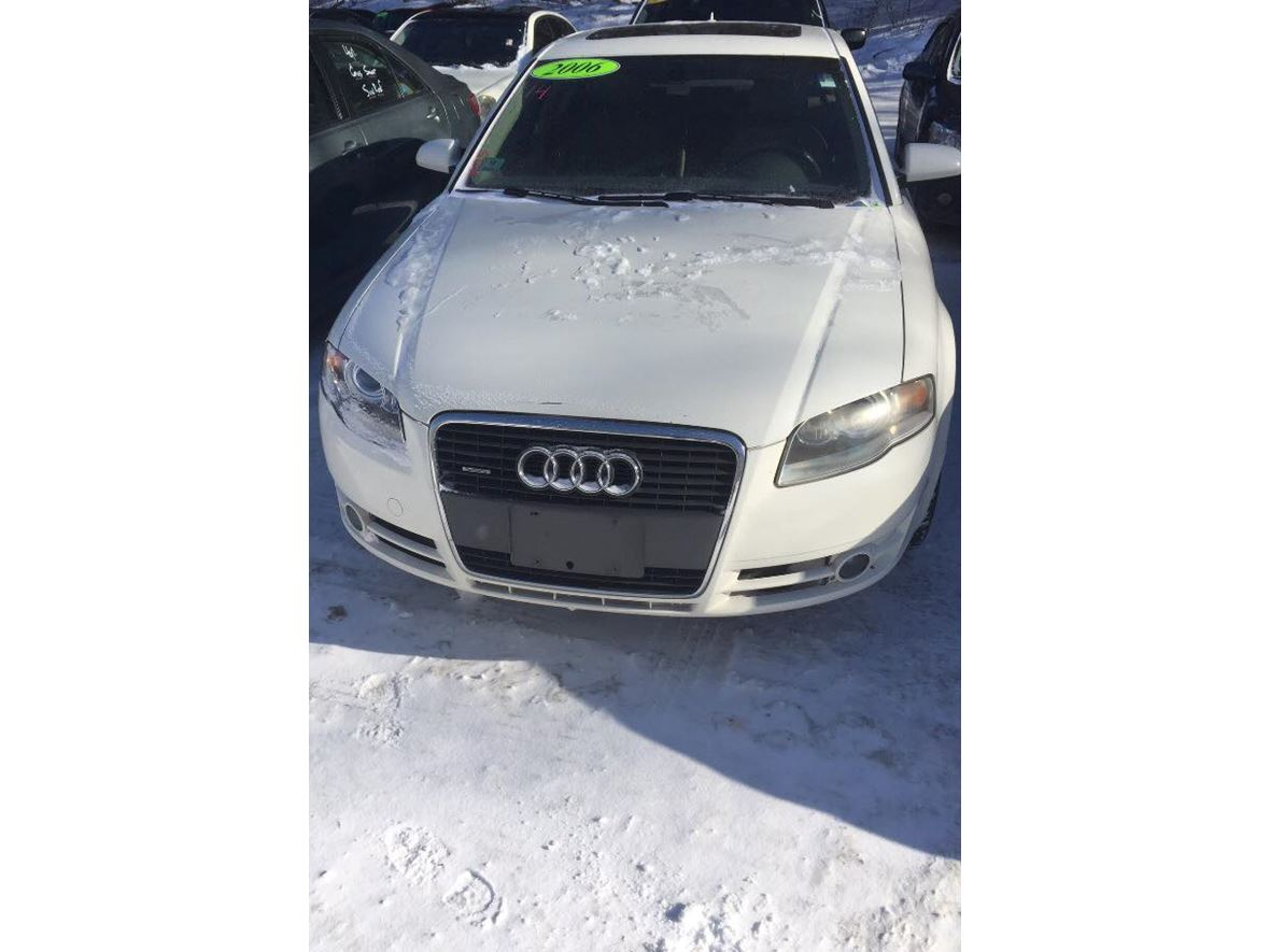2006 Audi A4 for sale by owner in Roxbury