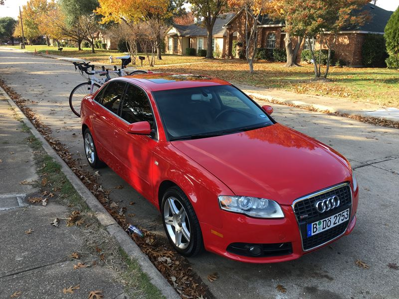 2007 Audi A4 for Sale by Owner in Dallas, TX 75398