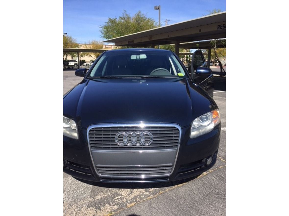 2007 Audi A4 for sale by owner in Las Vegas
