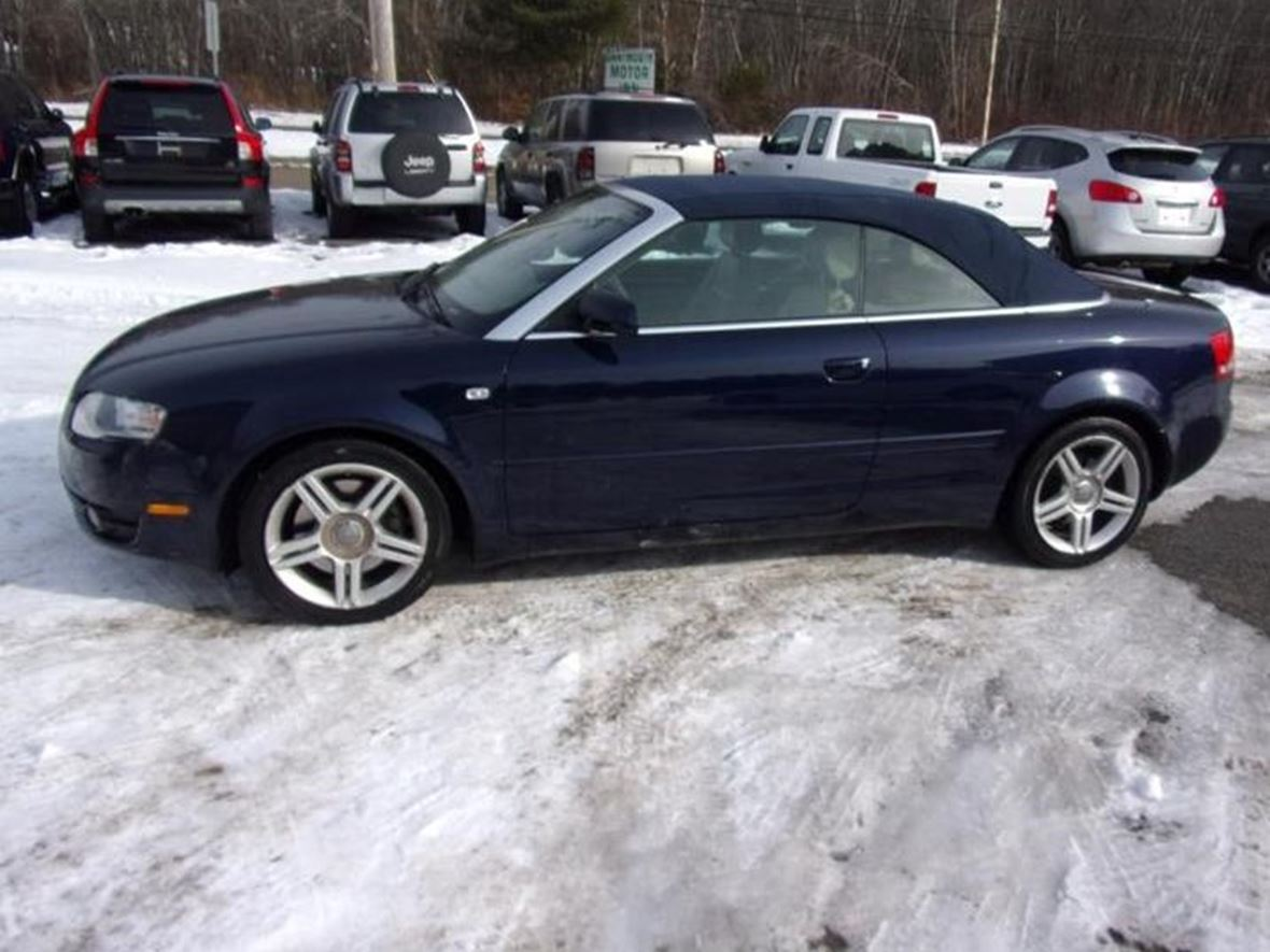 2008 Audi A4 for sale by owner in Preston