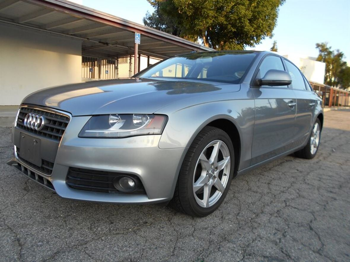 2009 Audi A4 for sale by owner in Secaucus