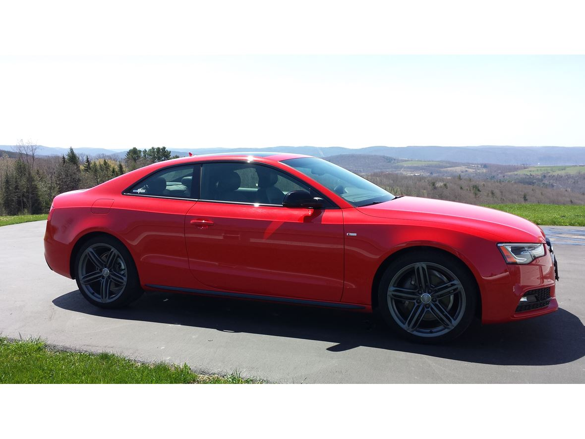 2014 Audi A5 for sale by owner in Elmira
